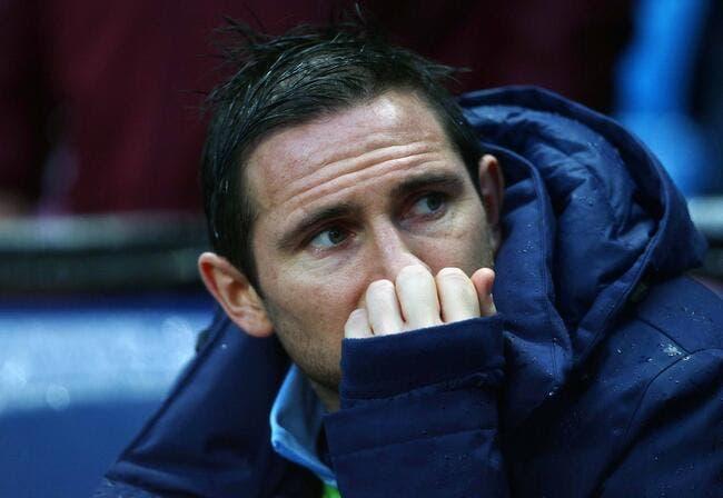 Lampard provoque la colère des supporters de New York