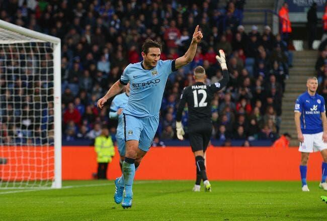 New York attendra, Lampard reste à City