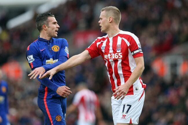 Stoke City – Manchester United 1-1