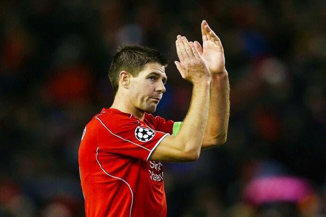 Gerrard confirme son départ de Liverpool