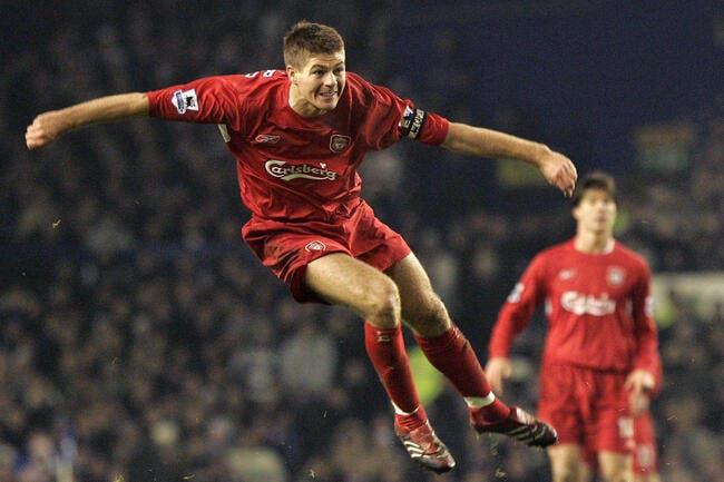 Gerrard, la classe mondiale selon Houllier