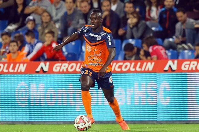 Montpellier : Montaño libéré de son contrat (officiel)