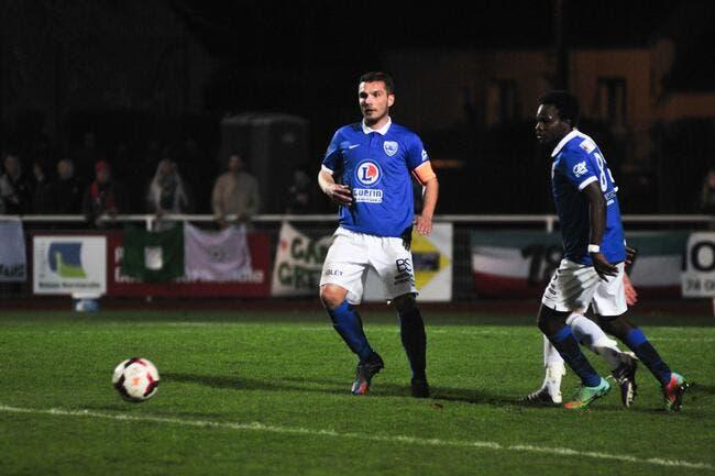 Avranches signe l'exploit contre Lorient, Nice et Lille tombent