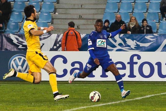 Bastia - Lille : 2-0