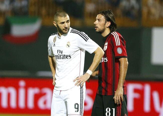 Benzema puni pour une activité « illégale » au Real Madrid