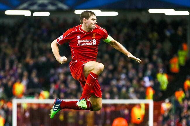 Gerrard confirme qu'il quitte Liverpool pour les Etats-Unis