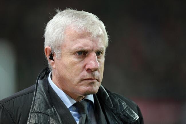 Luis Fernandez voulait une sanction sadique au PSG