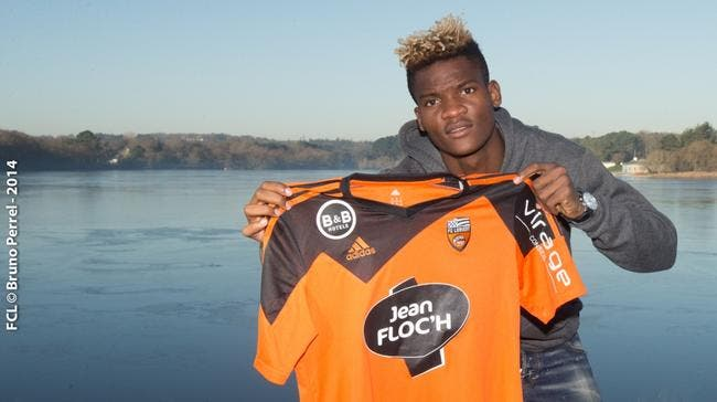 Officiel : Un international gabonais signe à Lorient