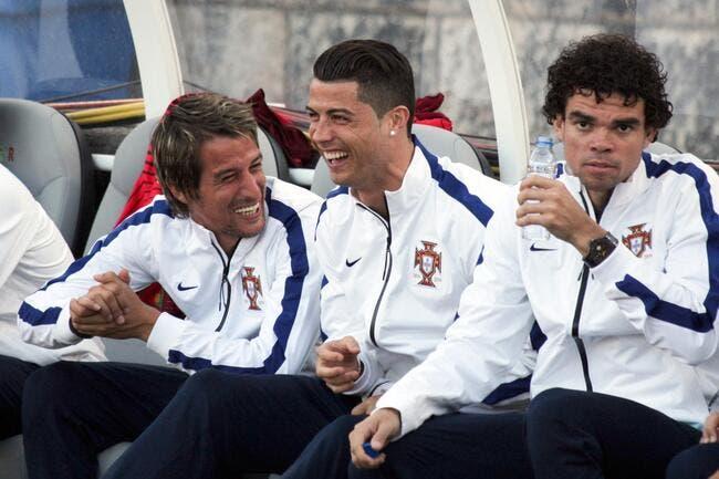 Cristiano Ronaldo n'est pas une diva avoue un compatriote