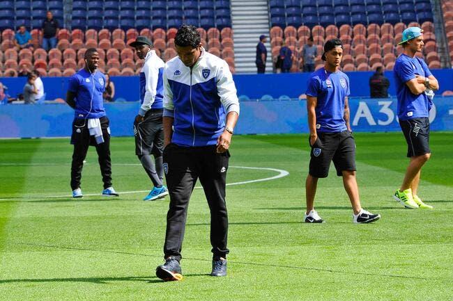 Bastia veut venger Brandao face au PSG