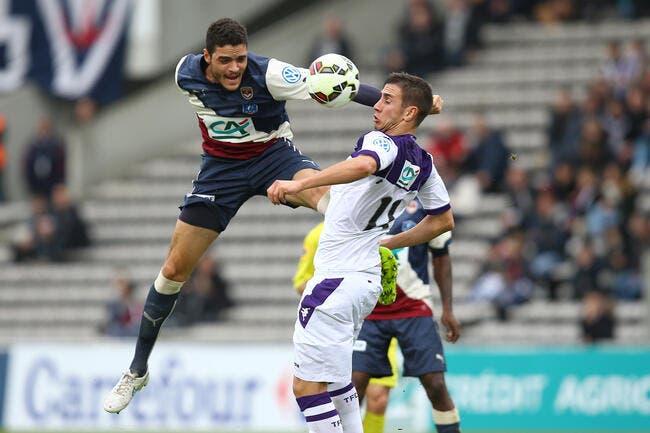 Bordeaux - TFC : 2-1