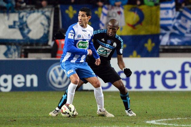 Grenoble sort l'OM, c'est la magie de la Coupe