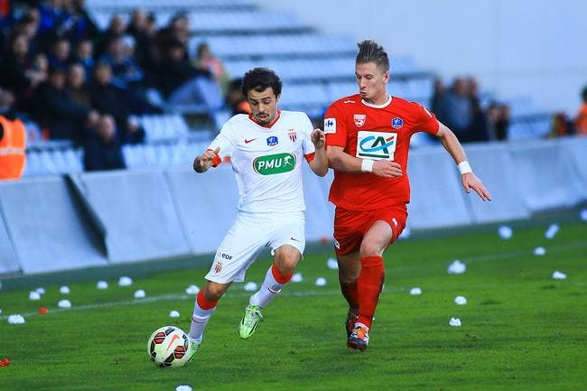 Nîmes - Monaco : 0-2