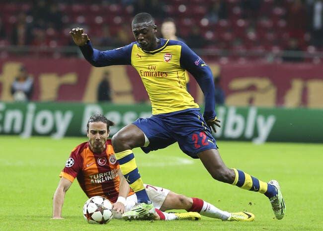Bordeaux franchement contrarié par Arsenal au mercato