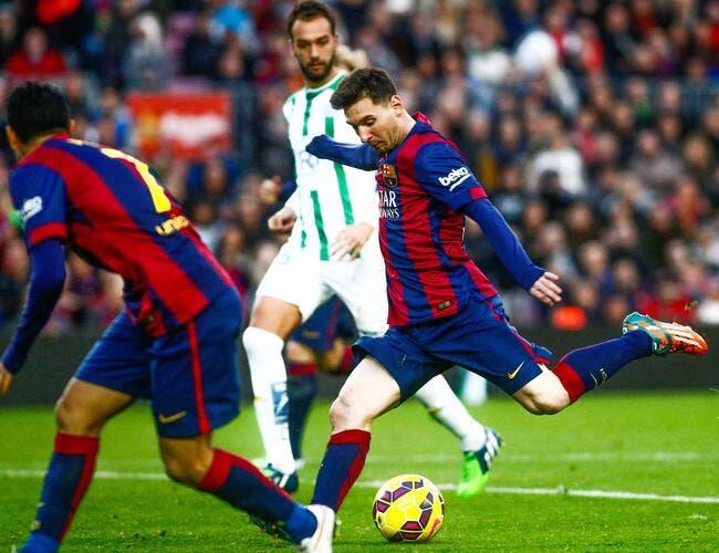 Fâché à Barcelone, Messi regarde du côté de Chelsea
