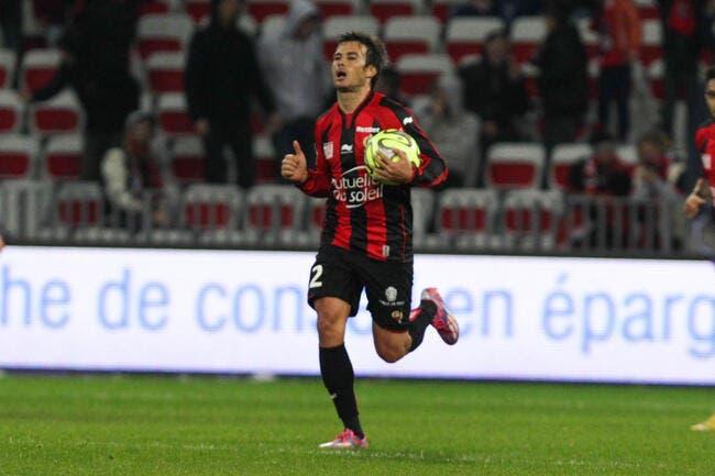 Officiel : Cvitanich quitte Nice pour Pachuca