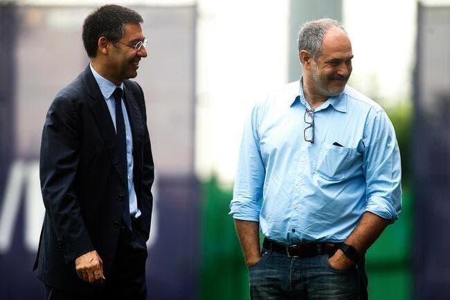 Zubizarreta viré par le Barça !