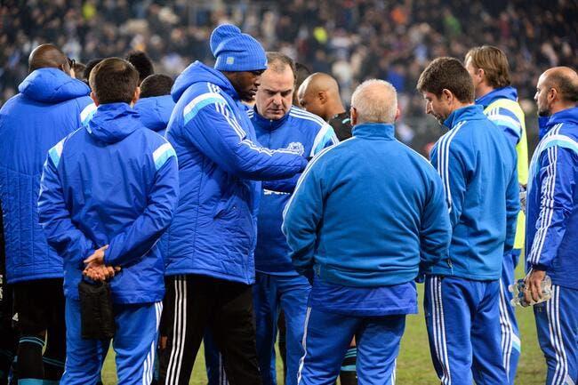 Bielsa a-t-il mal préparé le match de l'OM à Grenoble ?