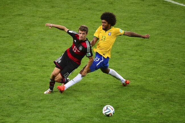 Brésil-Allemagne 1-7, on ne rigole plus