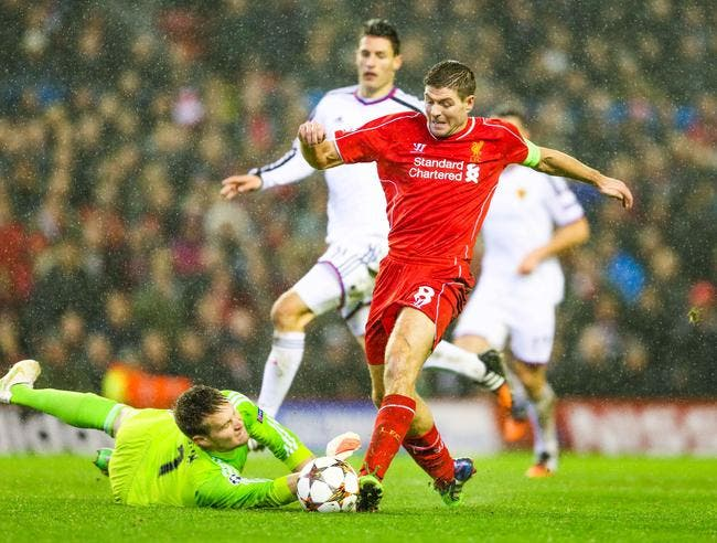 Gerrard, direction Los Angeles après Liverpool
