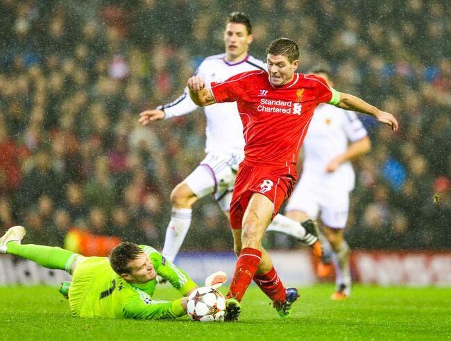 Gerrard, direction Los Angeles après Liverpool