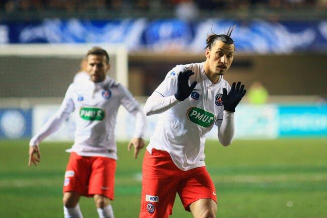 Ibrahimovic effaré de jouer sur « terrain de merde»