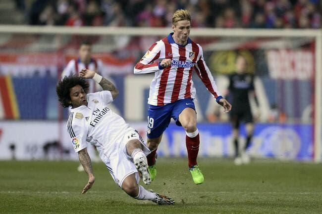 L'Atlético prend les devants face au Real