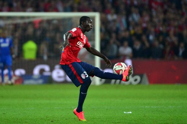 Lille s'offre un bon bol d'air sur le compte d'Evian