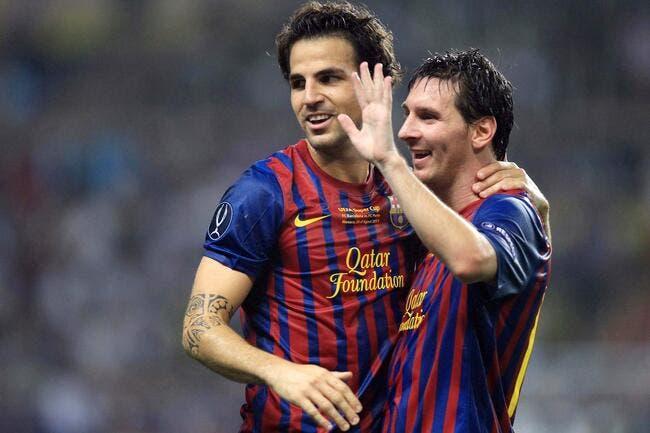 La rumeur Messi fait ricaner Fabregas et Chelsea