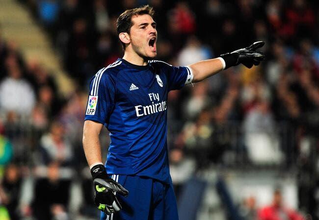 Mourinho ? Messi ? Le Real a mieux répond Casillas