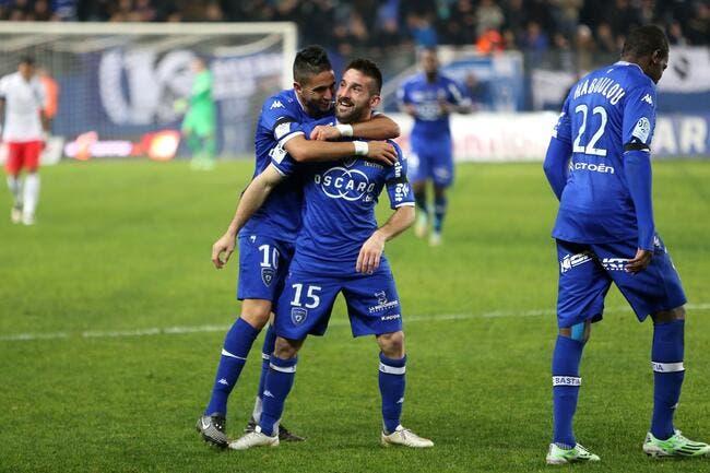Bastia a battu le PSG, mais se méfie de l'effet grosse tête