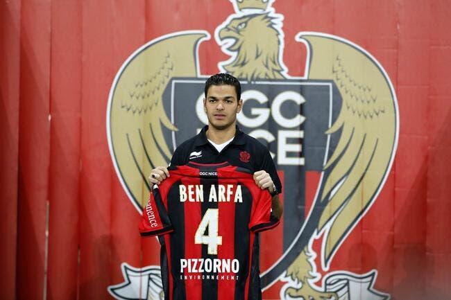 Ben Arfa ne jouera pas contre Lorient