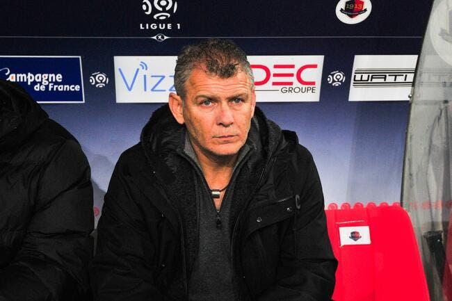 Caen n'est pas encore en Ligue 2