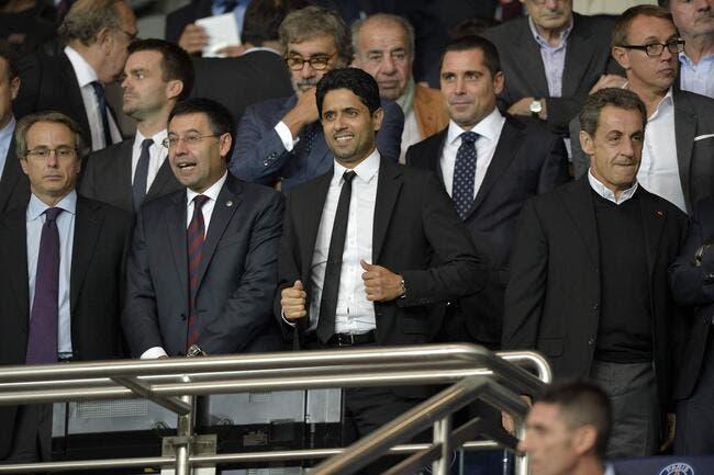 Le Barça nargue le PSG avec Messi !