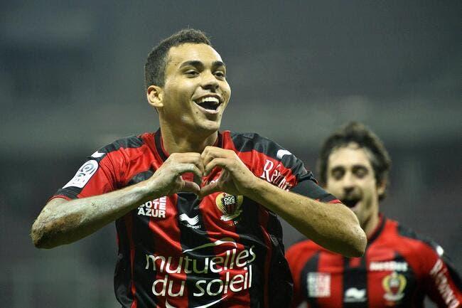 Nice a battu Lorient, comme à l'entrainement