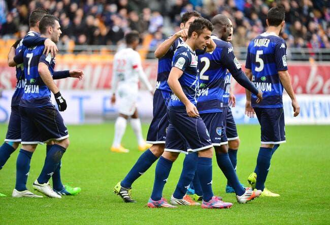 Troyes – Brest 1-0