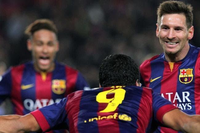 Barcelone – Atl. Madrid 3-1