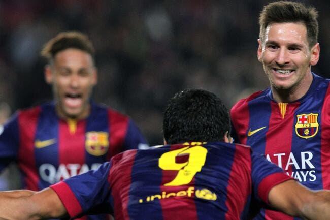 Barcelone – Atl. Madrid 3-1