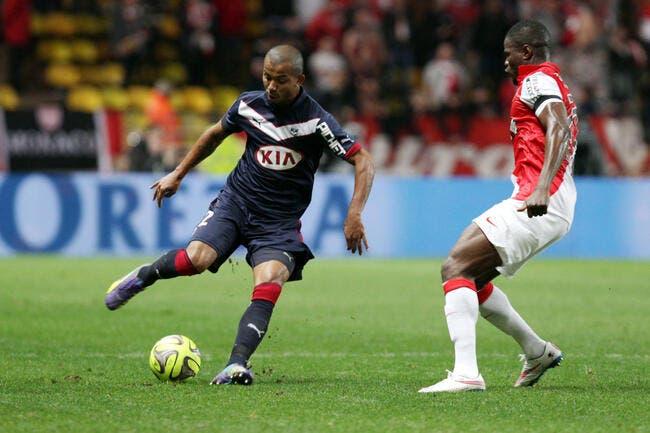 Monaco-Bordeaux, dos à dos mais 0-0