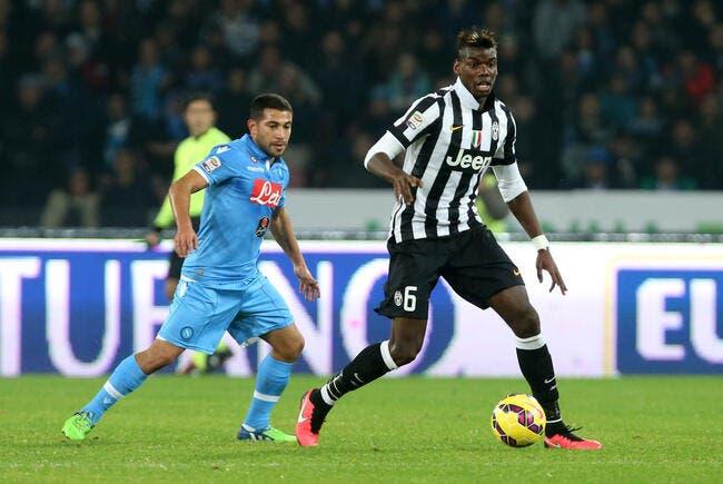 Naples – Juventus 1-3