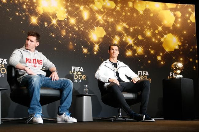 Cristiano Ronaldo : « Peut-être que je vais rattraper Messi »