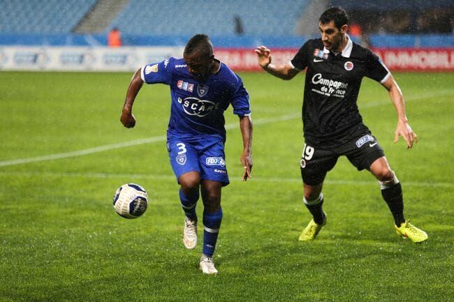 Le PSG pourrait récupérer un attaquant à Bastia