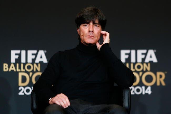 Löw est l'entraineur de l'année