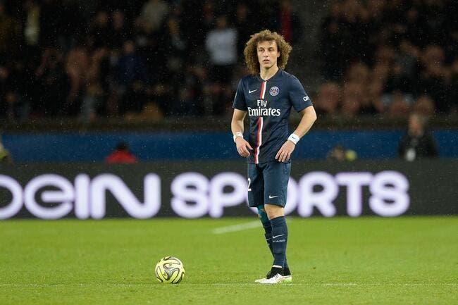 David Luiz n'a pas peur de Chelsea
