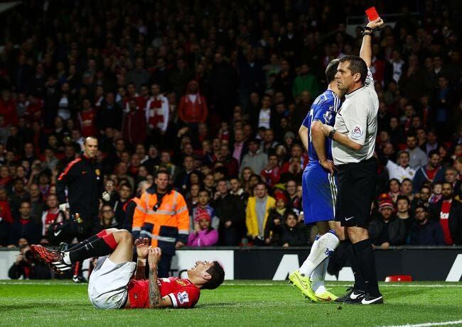 Mourinho accuse un arbitre d'être «trop gros et trop lent»