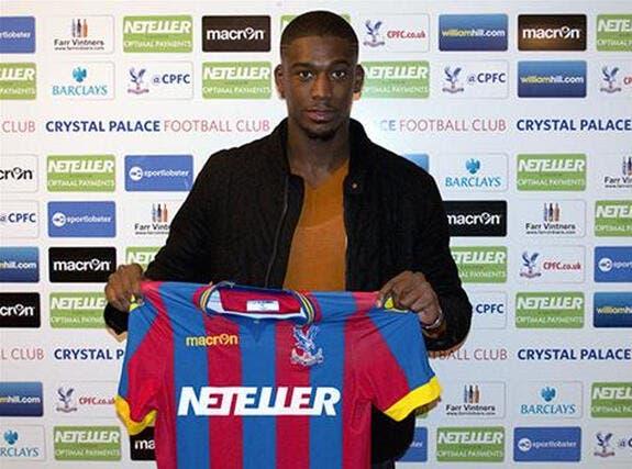 Officiel : Sanogo prêté par Arsenal à Crystal Palace