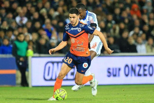 Officiel : Sanson prolonge jusqu'en 2018 à Montpellier