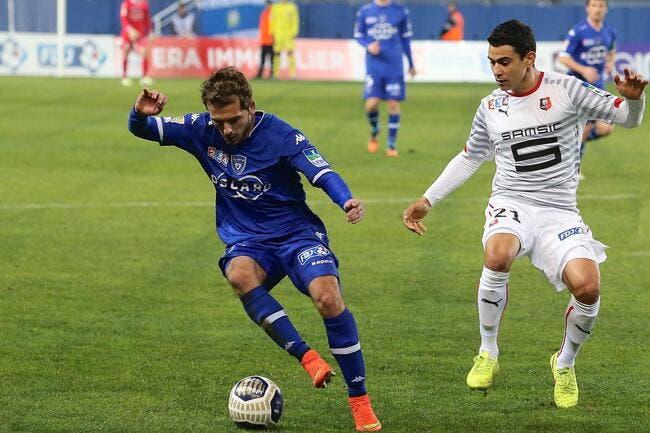 Rennes envoie Bastia en demi-finales