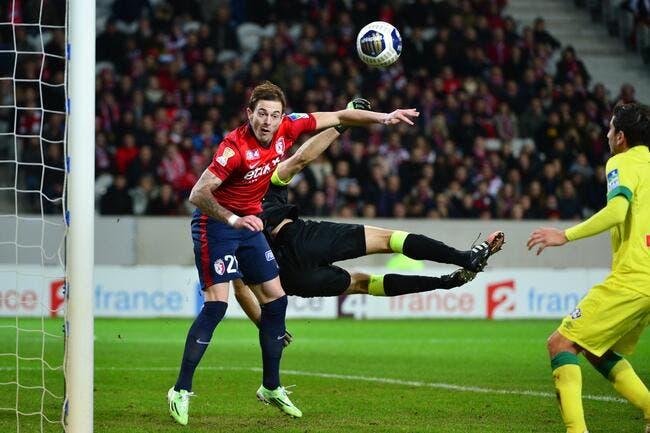 Lille rejoint Bastia, le PSG et Monaco dans le dernier carré