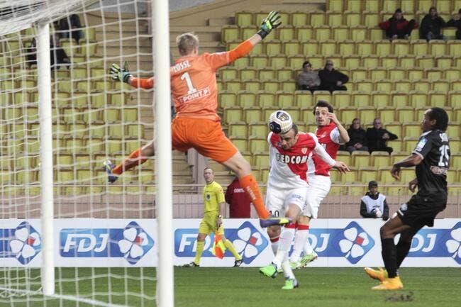 Monaco s'offre un demi, Guingamp peut tousser